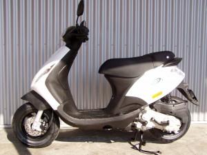 Piaggio Zip 50 weiß 4T