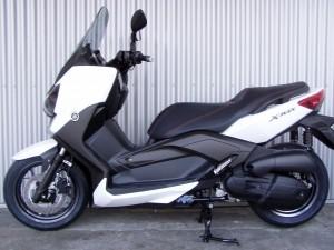 Yamaha X-Max 125 weiß 4T